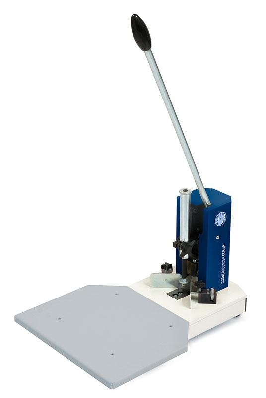 Photo of Cyklos Heavy Duty Round Cornering Machine CCR 40 - Southern Print Finishing Services Ltd