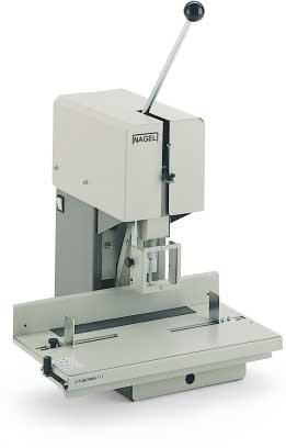 Photo of Citoborma 111 Paper Drill - Southern Print Finishing Services Ltd