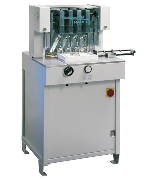 Photo of Citoborma 490 Paper Drill - Southern Print Finishing Services Ltd