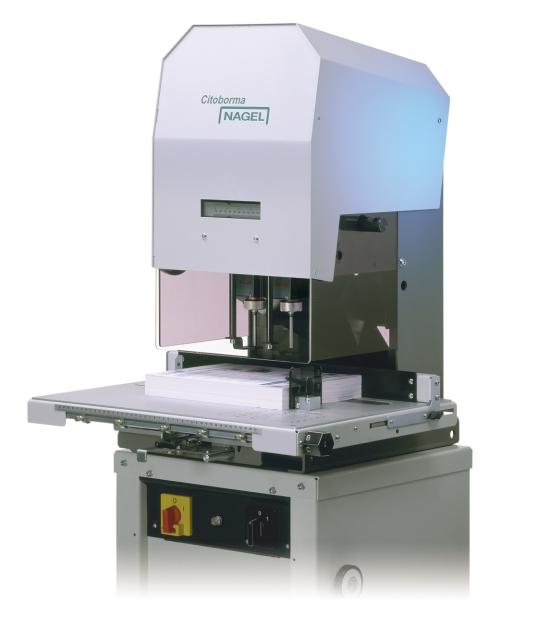 Photo of Citoborma 90 Paper Drill - Southern Print Finishing Services Ltd