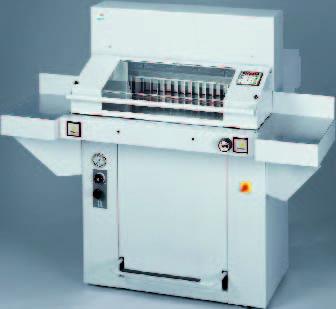 Photo of EBA 550 551 2008 Guillotine - Southern Print Finishing Services Ltd