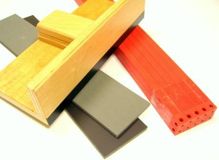 Photo of Paper cutting sticks - Southern Print Finishing Services Ltd