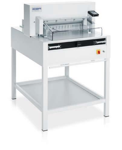 Photo of EBA 5255 Guilotine - Southern Print Finishing Services Ltd