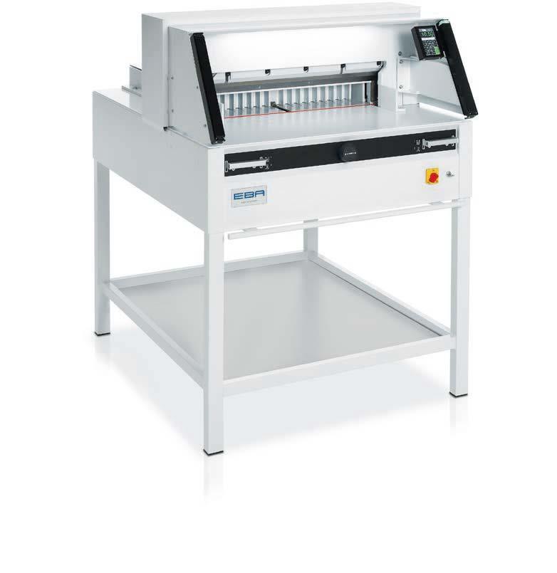 Photo of EBA 6660 Guilotine - Southern Print Finishing Services Ltd