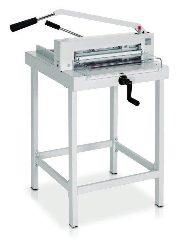 Photo of EBA 4305 Guilotine - Southern Print Finishing Services Ltd