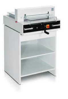 Photo of EBA 4350 Guilotine - Southern Print Finishing Services Ltd