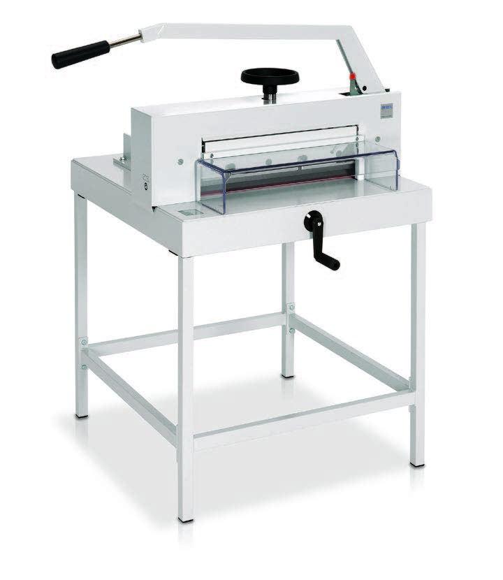 Photo of EBA 4705 Guilotine - Southern Print Finishing Services Ltd