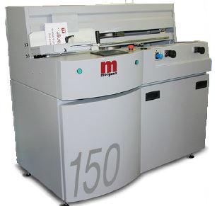 Photo of a digibook 150 pur binder