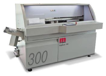 Photo of a digibook 300 pur binder