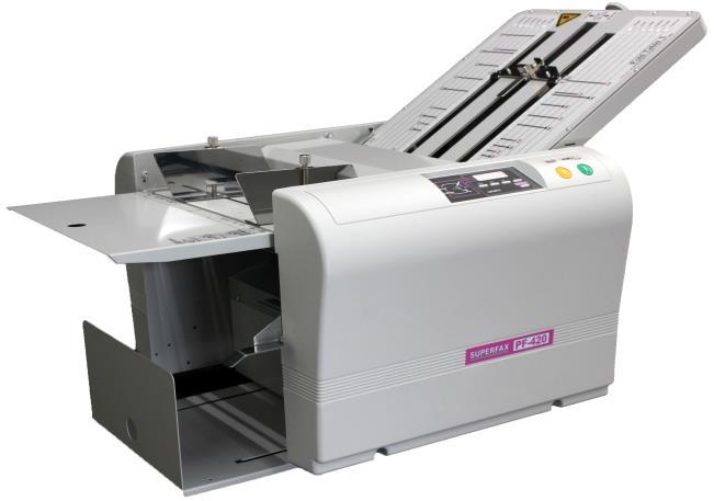 Picture of a Superfax PF420 paper folder - SPFS